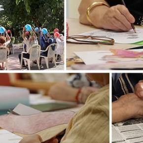 Activitats al centre de dia Nazaret