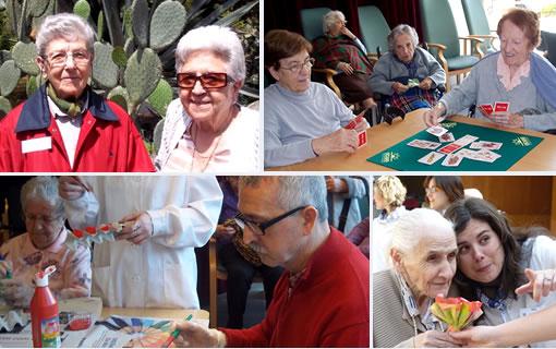 Centro de día de la Residencia San José de Burjassot (Valencia)