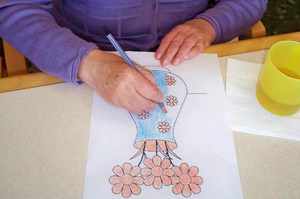 La terapia ocupacional y las personas mayores | Atención a los mayores