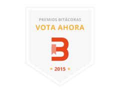 Ens presentem als Premios Bitácoras!